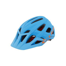 Cube Am Race Helmet blue'n'orange